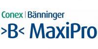 MaxiPro Banner logo
